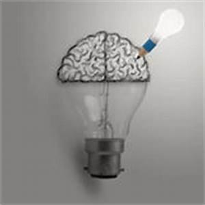 Glühlampe Als Lampe : gezeichnete idee der birne hand stockbild bild 30567411 ~ Markanthonyermac.com Haus und Dekorationen