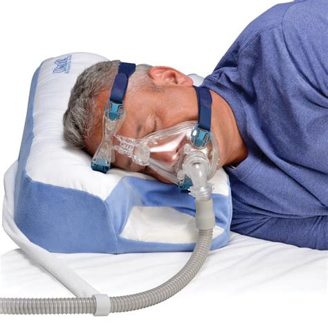 cpap pillows for side sleepers contour cpap 2 0 sleep pillow cpap pillows