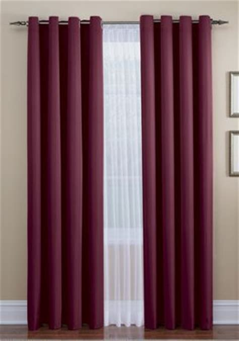 Color Connection ® Thermal Grommet Panels & Valance by