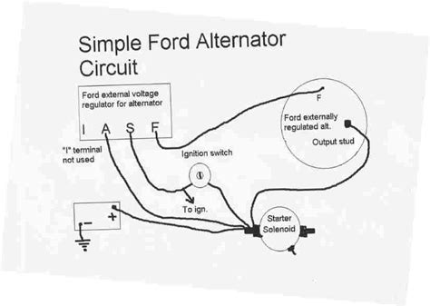 naa ford wiring   volt system yesterdays tractors
