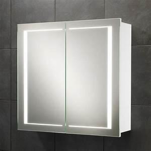 new style wall mount armoire a pharmacie avec double face With porte d entrée alu avec miroir salle de bain led 120