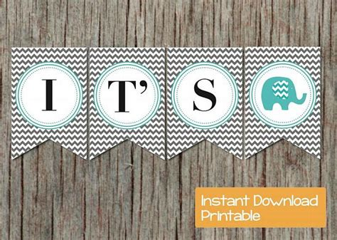 printable   boy banner printable  degree