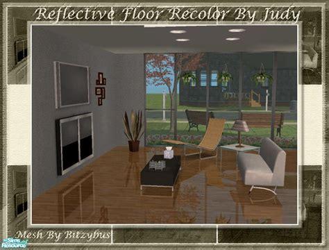 floor mirror sims 4 judyhugsnoopy s judy reflective floor wood 2