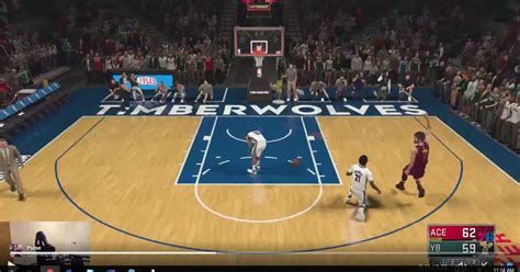 An Nba 2k18 Player Lost Heartbreaking Game