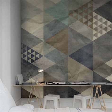 Papier Peint Scandinave Geometrique by Au Fil Des Couleurs Un Espace D 233 Di 233 Aux Papiers Peints