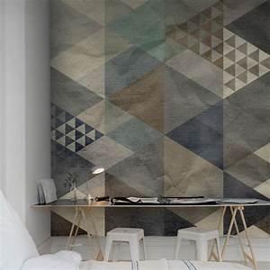 Papier Peint Tendance : papier peint tendance salon great excellent meilleur de ~ Premium-room.com Idées de Décoration