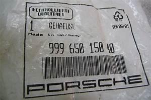 Porsche 911 Boxter Headlamp Headlight Wiring Harness