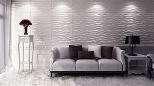 Design Ideen • 3D Wandpaneele Deckenpaneele Wandverkleidung aus Bambus