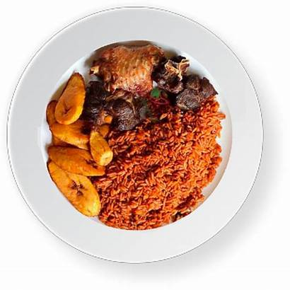 Rice Chicken Beef Menu Jellof Stew