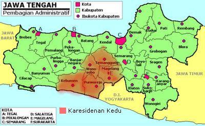 keresidenan kedu wikipedia bahasa indonesia