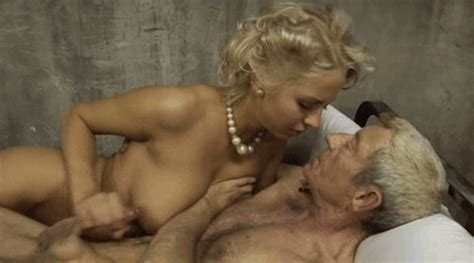 Old Man Younger Girl 28 Pics