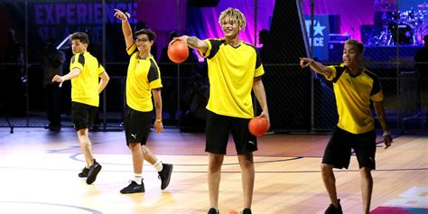 celebrity dodgeball  bet experience