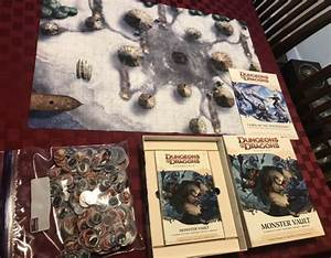 D U0026d 4th Edition Monster Vault Dungeons And Dragons Manual