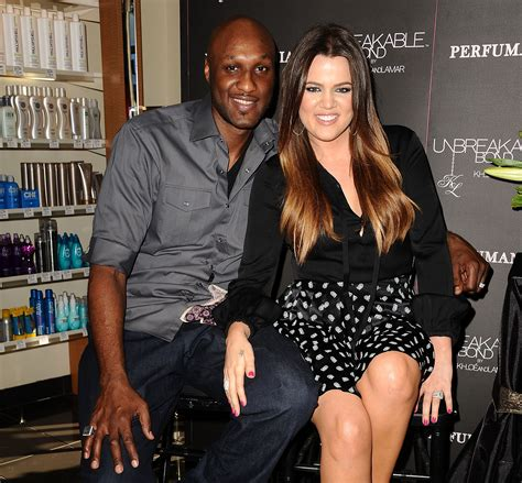 Khloe Kardashian Speaks Of Lamar Odom After 4 Years Of Silence