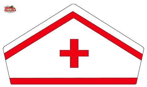 letter n activities preschool lesson plans 566 | Nurse Hat Craft