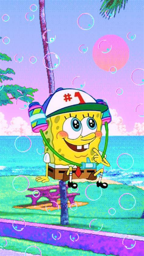 spongebob aesthetic phone wallpapers 3 spongebob