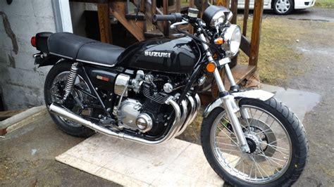 Suzuki Gs750 Parts by Z1 Enterprises Specializing In Vintage Japanese