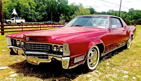 1968 Cadillac Eldorado For Sale by 1968 Cadillac Eldorado For Sale In Liberty Hill Atx Car