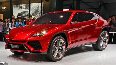 suv lamborghini lamborghini urus suv will arrive in april ceo says the