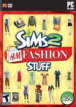 sims  hm fashion stuff strategywiki  video