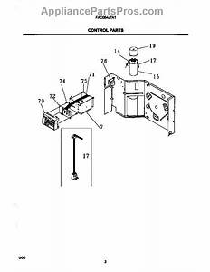 Frigidaire 309341601 Wiring Diagram