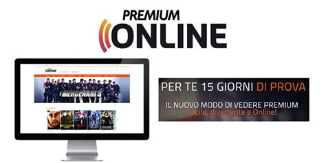 mediaset premium  prova gratis   giorni