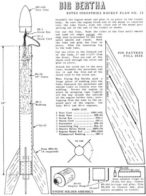 berta template the rocket n00b when the world met big bertha