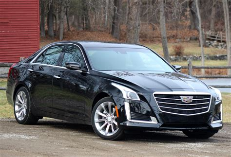cadillac cts test drive review cargurus