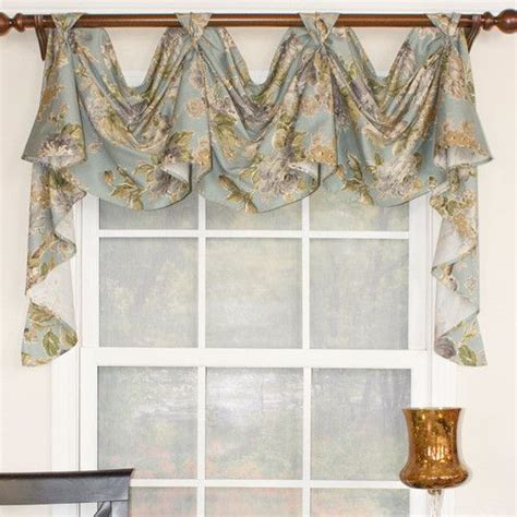 25 best ideas about swag curtains on country