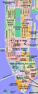 Plan De Manhattan : manhattan map map photos ~ Melissatoandfro.com Idées de Décoration