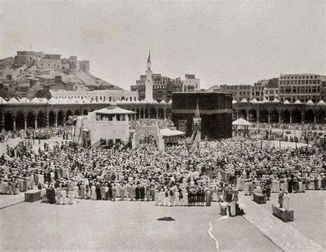 62 Best Images About Old Pictures Of The Ka'bah On