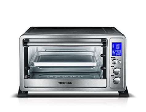 Toshiba Ac25cew-ss Digital Oven With Convection/toast/bake