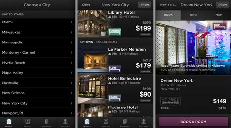 last minute steals on hot hotels hotel tonight more