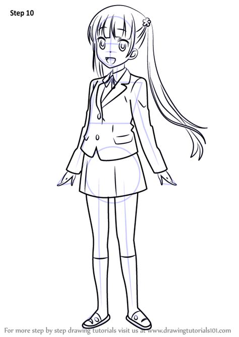 learn   draw suzukaze aoba   game  game