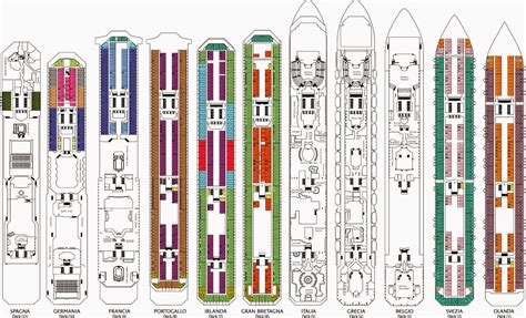 deck plan 4 freedom of the seas cruise ship deck plan pictures to pin