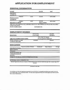 dorable fill in resume forms vignette example resume With resume fill up form online