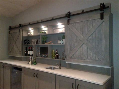 sliding barn door entertainment center architectural accents sliding barn doors for the home