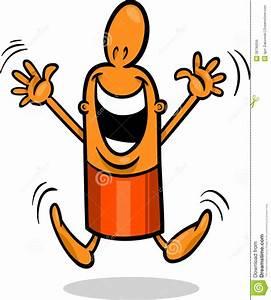 Excited Cartoon Faces