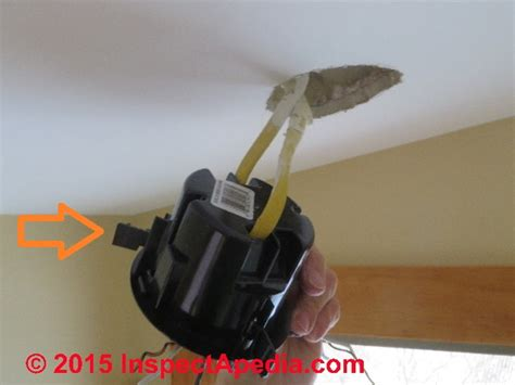 how to install a ceiling fan box without attic access lighting design ideas ceiling light fixture installation