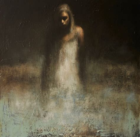 Powerful Contemporary Oil Portraits by Mark Demsteader ...