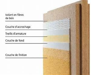 lisolation thermique de maison par lexterieur With enduit pour bois exterieur