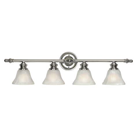 4 bulb vanity light shop royce lighting 4 light chrome bathroom vanity light