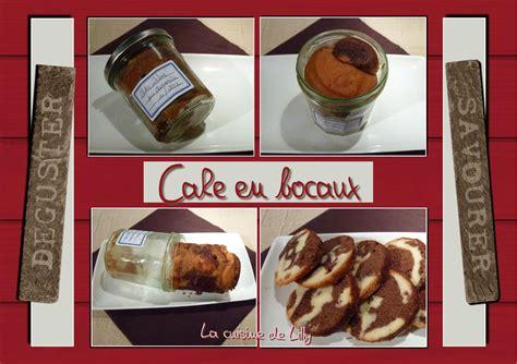 cakes en bocaux cuisson et conservation la cuisine de lilly