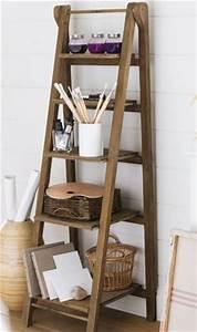 Echelle Decorative Casa : etagere bois casa ~ Teatrodelosmanantiales.com Idées de Décoration
