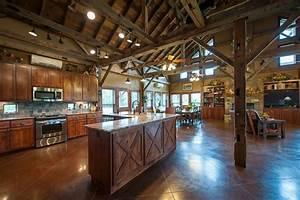 barndominium picmia With 50x50 pole barn