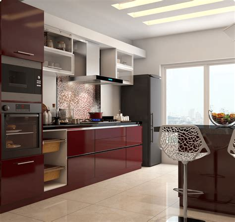 Kitchen Ls Ideas - redefining the modern home lifestyle livspace com