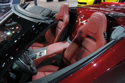 corvette stingray interior production schedule for 2016 and 2017 corvettes announced