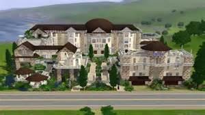 sims 3 mansion