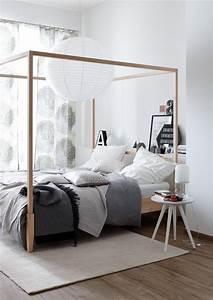Schlafzimmer Design Grau : fotostrecke das schlafzimmer zur ruhezone machen bild 2 sch ner wohnen ~ Markanthonyermac.com Haus und Dekorationen
