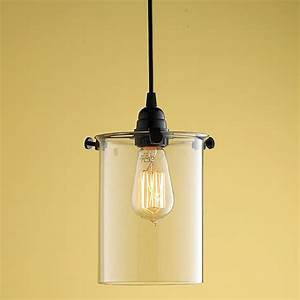 Glass replacement pendant light shades